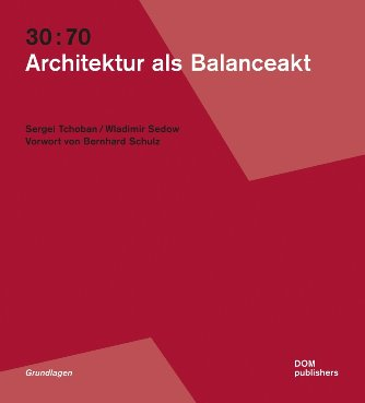 Buch Architektur als Balanceakt